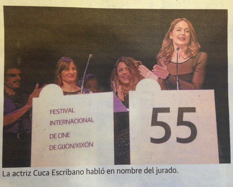 Eugenia Mumenthaler, Andrea Jaurrieta y Cuca Escribano