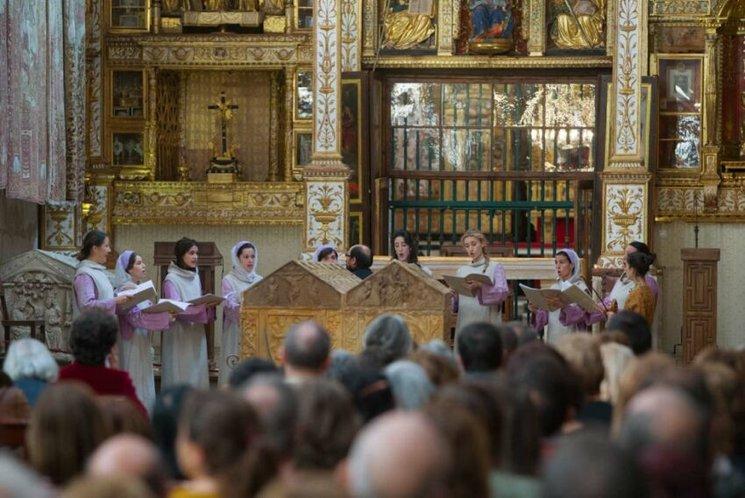 Monasterio de las Huelgas, Burgos (Foto: Rafa Sáiz)