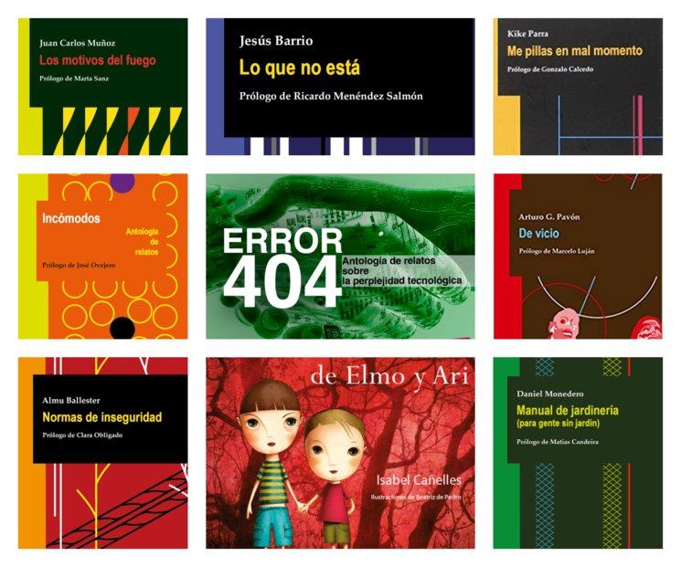 Obras publicadas por Relee.