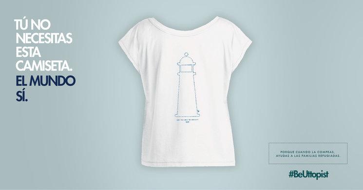 Tú NO necesitas esta camiseta, el mundo SÍ 🌍 .