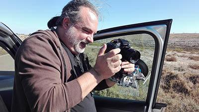 José Manuel Fandos, director de fotografía