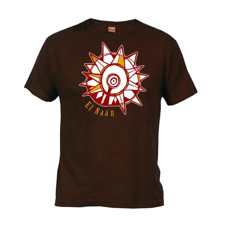 Camiseta Brújula de  El Naán