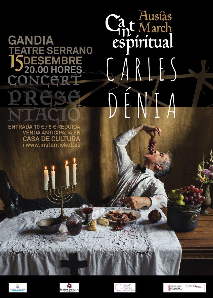 Foto del cartell: Dani Alvarez DIsseny: Tesa Crespo