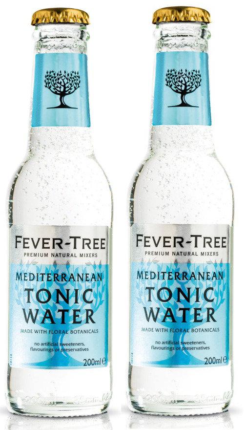 Tòniques Fever Tree Mediterranean