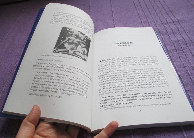 Primera imágen real del libro