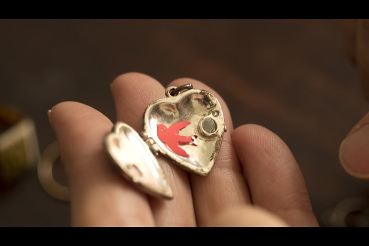 ...¿como volar .....dentro de un corazón?