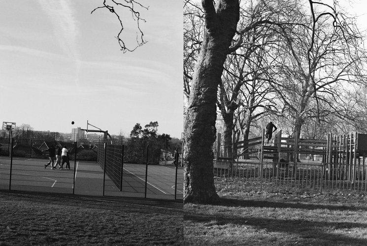 """""""Un """"Un invierno en Finsbury Park"""" © Nacho Errando"""