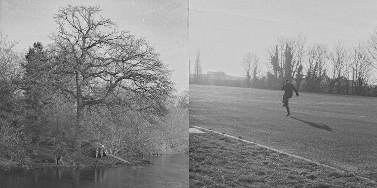 """""""Un invierno en Finsbury Park"""" © Nacho Errando"""