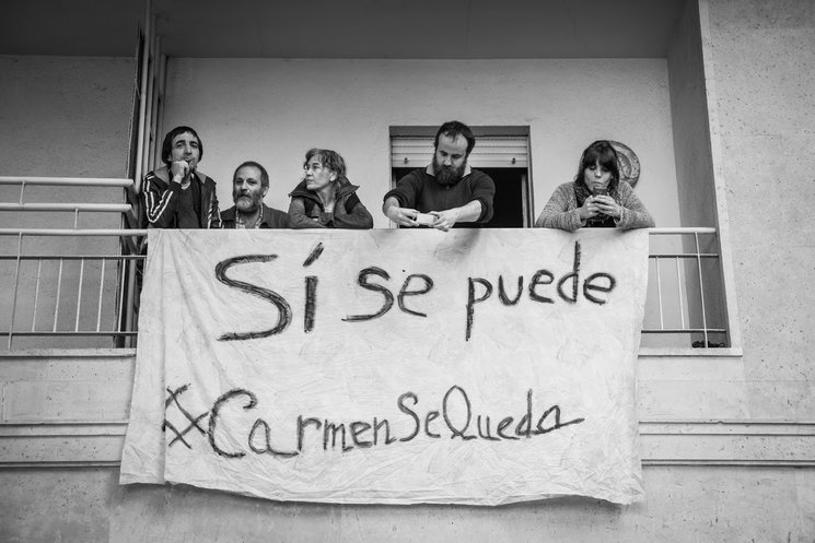 Desahucio de Carmen | Diego G.