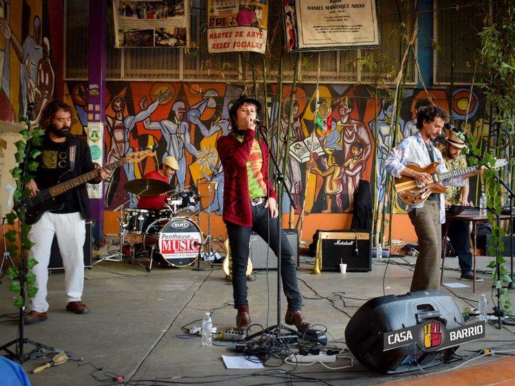 Acopio para Morelos - Casa Barrio Tepito (México)