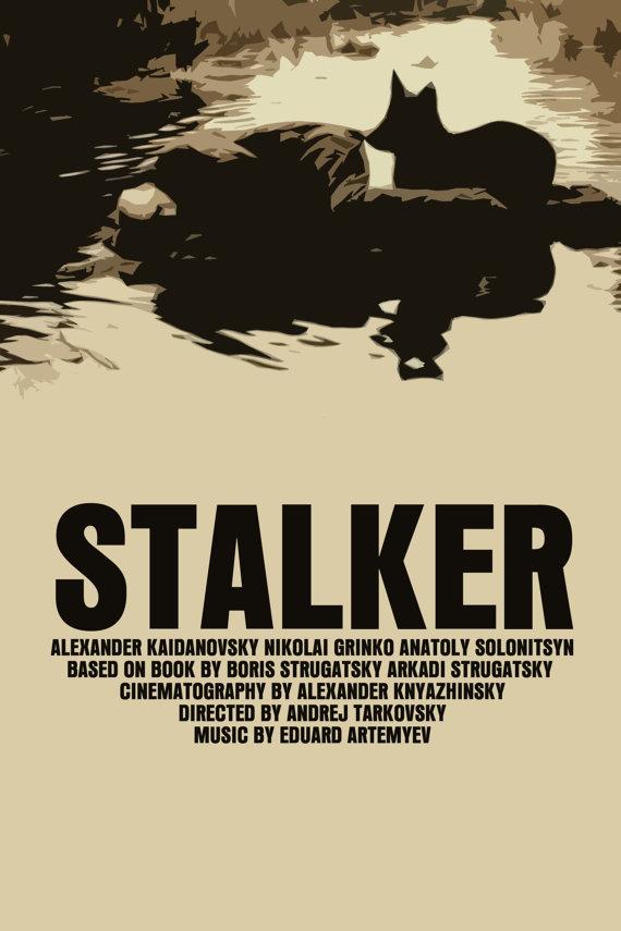 """""""Stalker"""" dirigida por Andréi Tarkovski."""
