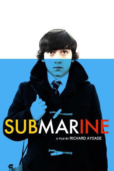 """""""Submarine"""" escrita y dirigida por Richard Ayoade."""