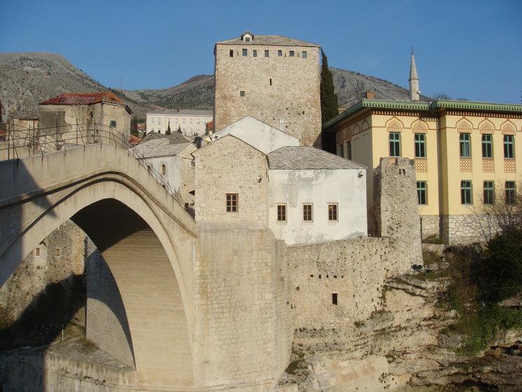 Stari Most. Mostar. Bosnia