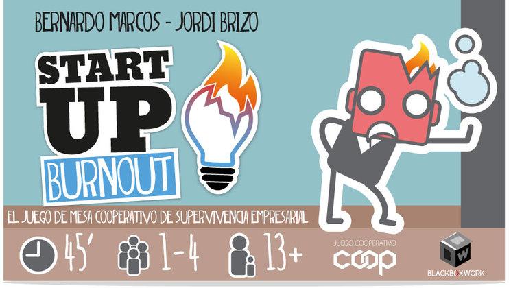Startup Burnout Verkami