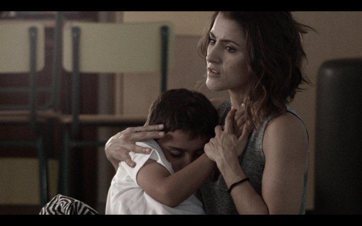 """Fotograma del corto-documental """"Y AL FIN, HOLA"""" (La Jartá Teatro y Audiovisual)"""