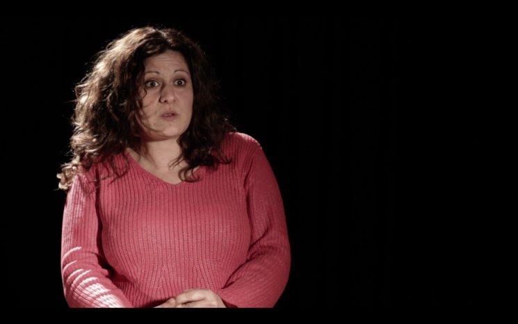 """Natalia Garrido, protagonista real de la historia de """"Y AL FIN, HOLA"""""""
