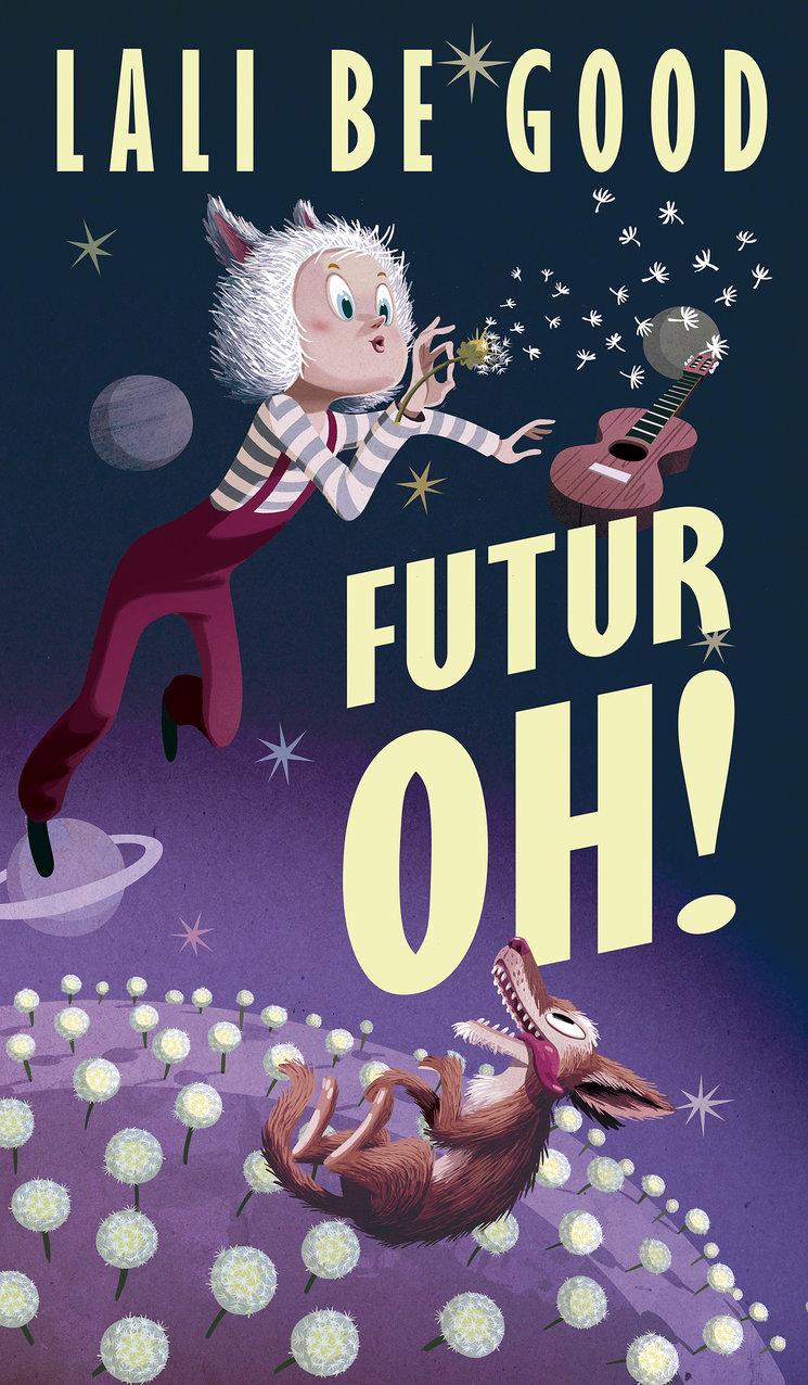 Portada de Futur-Oh!, el disco-libro