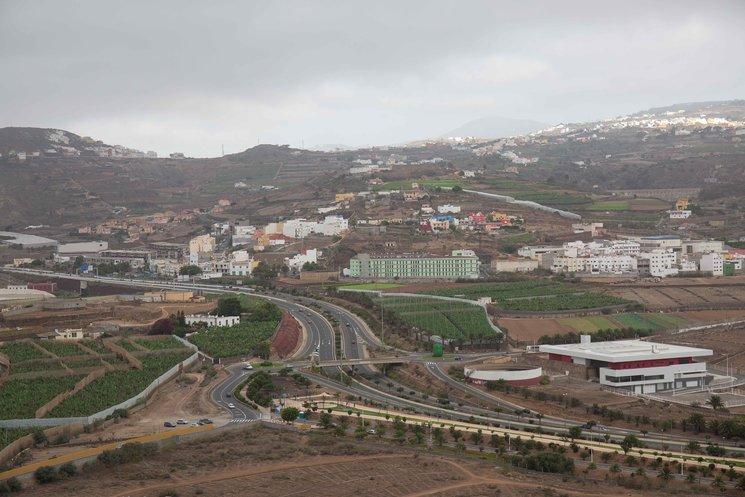 Comunidad La Esperanza. Santa Maria de Guia.