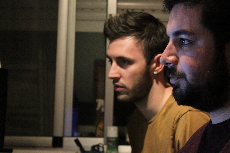 En tCHEY Studios junto a Cristian Jiménez (tCHEY).