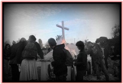Falla 2017 Valle de los Caídos