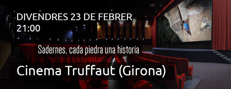 ¡Estreno del documental en Girona!