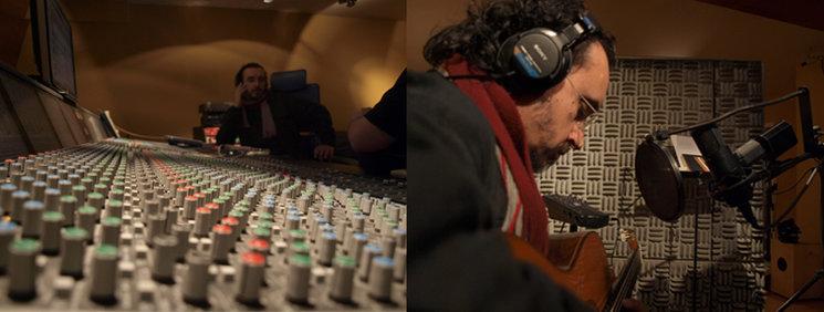 ¿Quieres conocer cómo es una sesión de grabación?