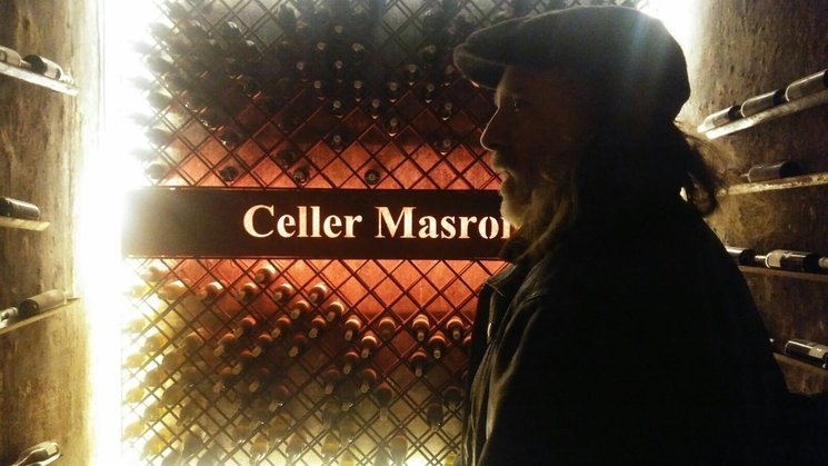 Joan Reig al Celler Masroig