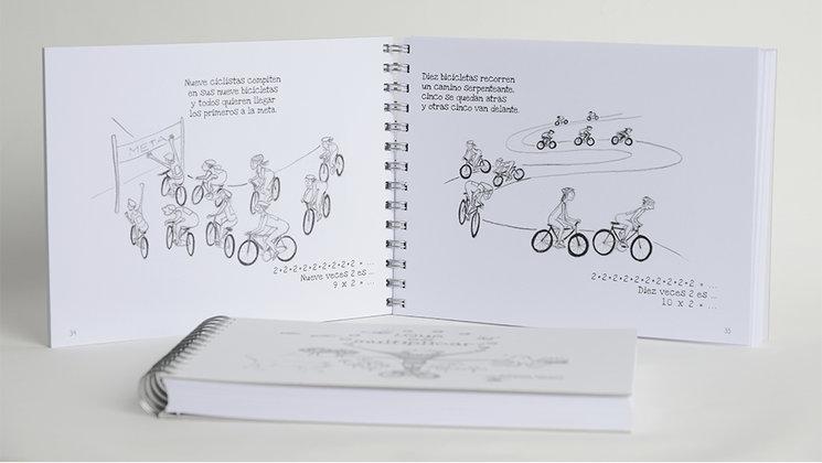 Cuaderno de actividades ¿Qué es multiplicar?