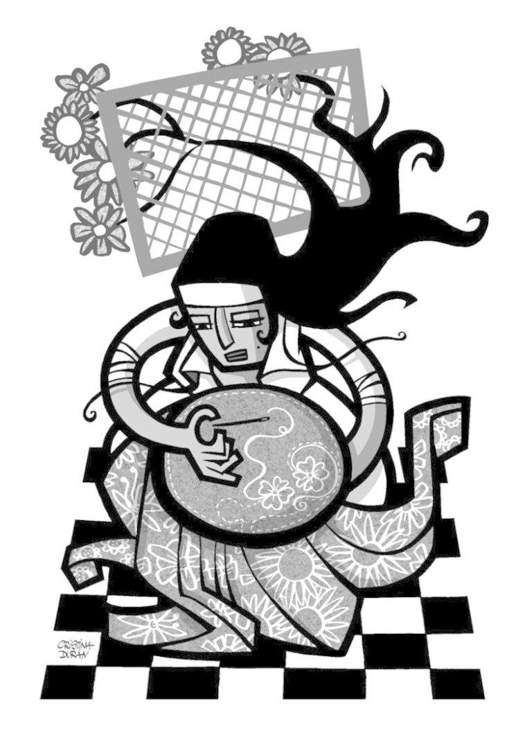Ilustración de Cristina Durán