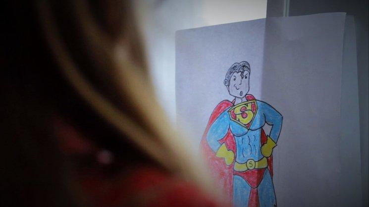 Lo importante de un héroe es que sea un símbolo