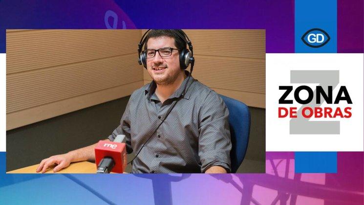 Carlos Mateo en Radio Nacional
