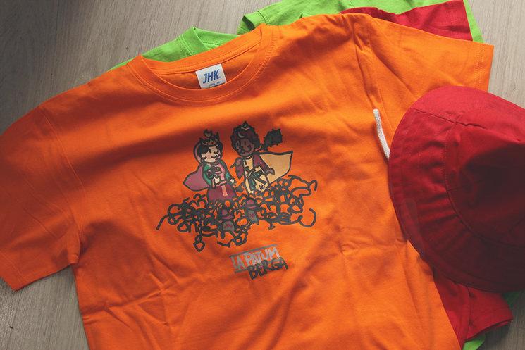samarreta gegants vells de la patum