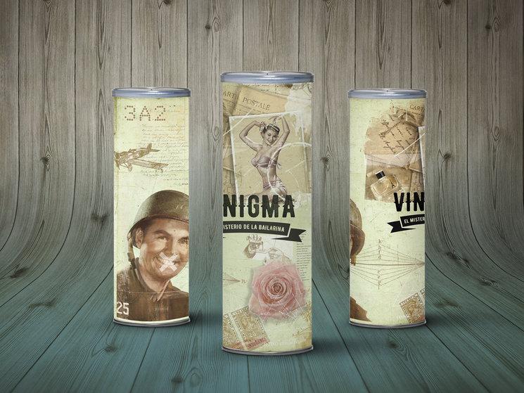 Pack del juego Vinigma
