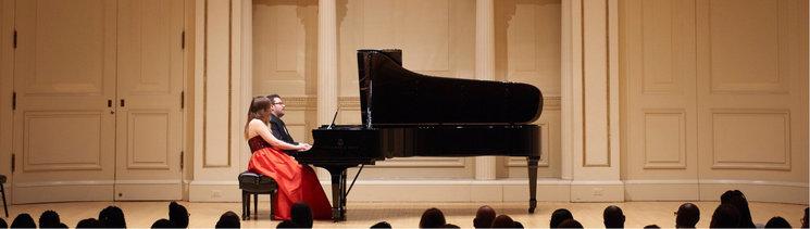 Iberian & Klavier en el Carnegie Hall de NY