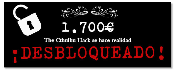 ¡The Cthulhu Hack se hace realidad!