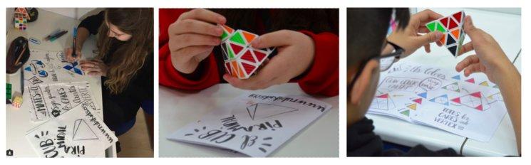 Manual per resoldre el cub piramidal realitzat