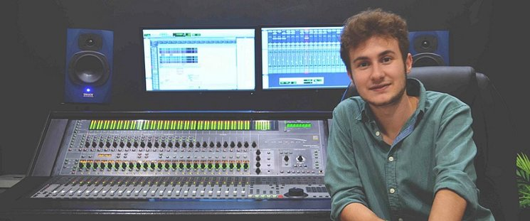 Jaume Gelabert (productor musical)