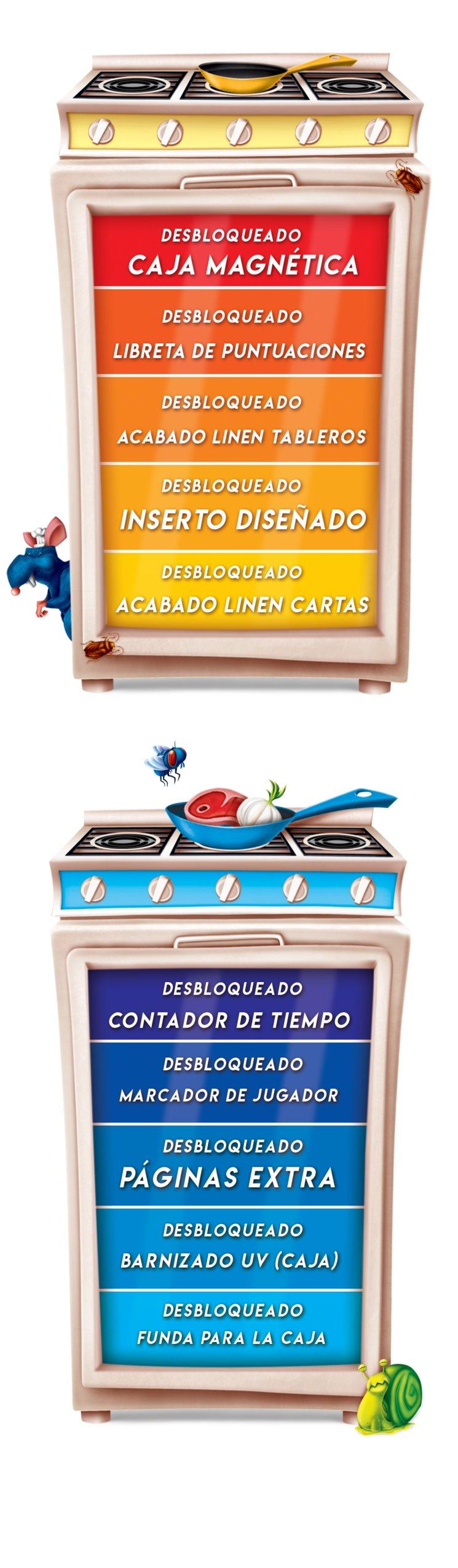 METAS DESBLOQUEADAS