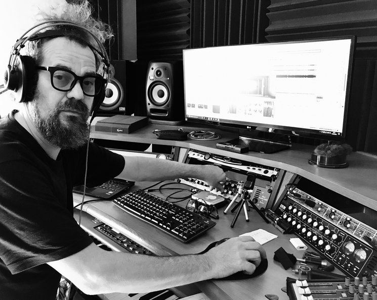 Patrick Petruchelli (Meloman Records) Composer,Producer,Sound designer