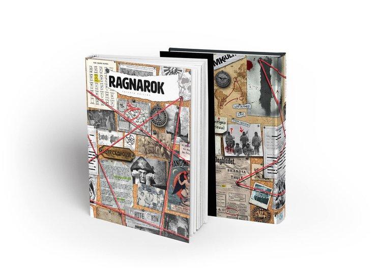Ragnarok entregado a imprenta