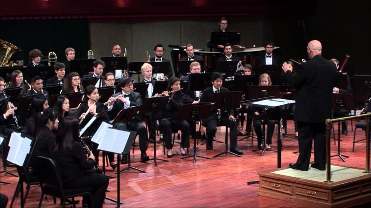Eugene Corporon & North Texas Wind Symphony