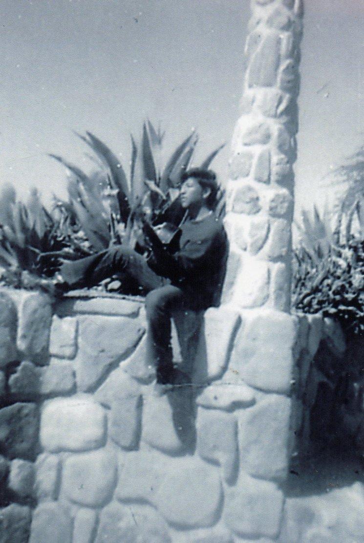 Tocando en el Monumento a los Héroes de la Independencia,lugar icónico de Humahuaca