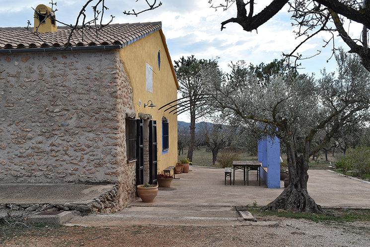 La casa dels germans es troba a Terrapico, Roquetes.