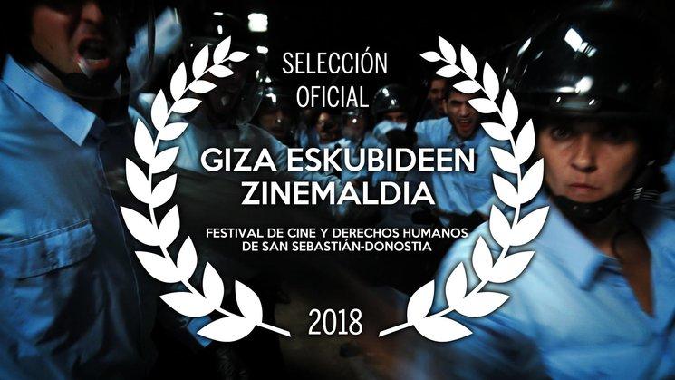 'La Cifra Negra' seleccionada en el Festival de Cine y Derechos Humanos de Donostia
