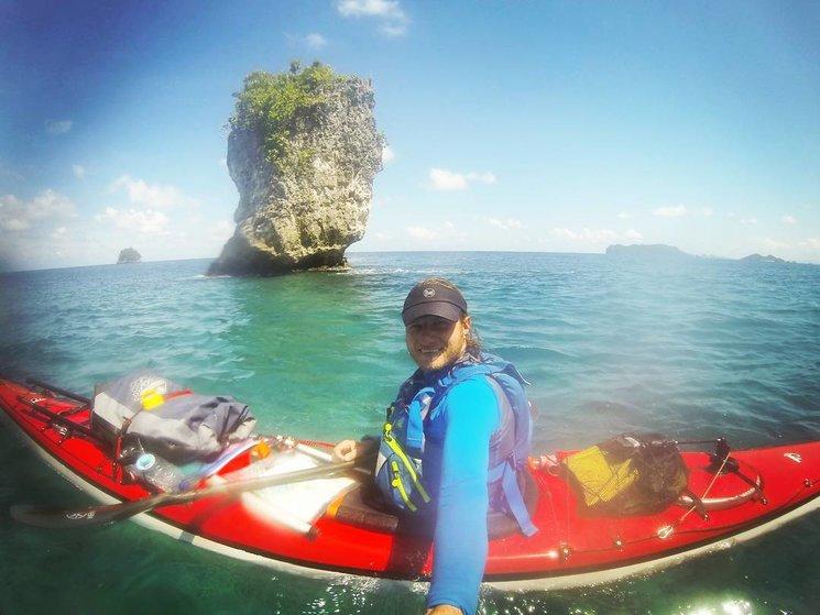 Navegando por el archipiélago de Raja Ampat