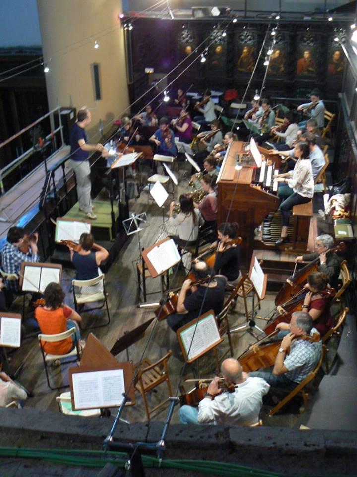 Concierto para órgano y orquesta 2014