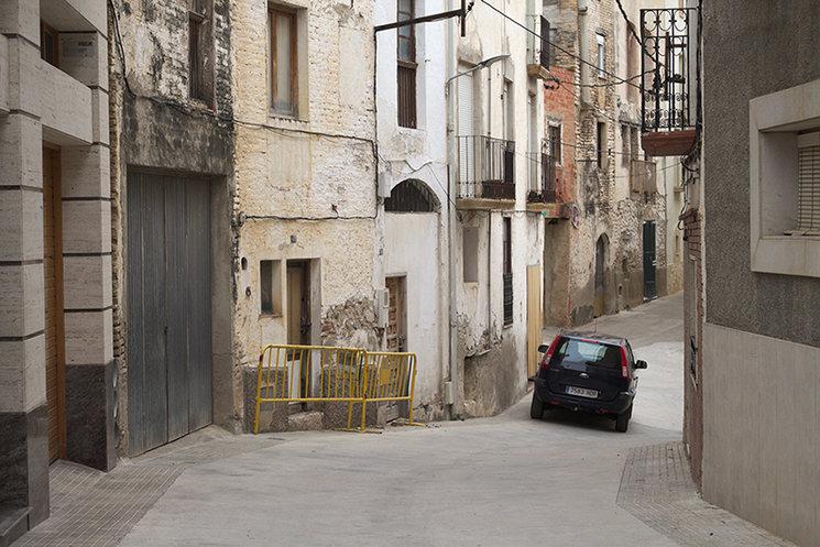 En aquest carrer hi haurà una persecució crucial pel desenvolupament del pilot.