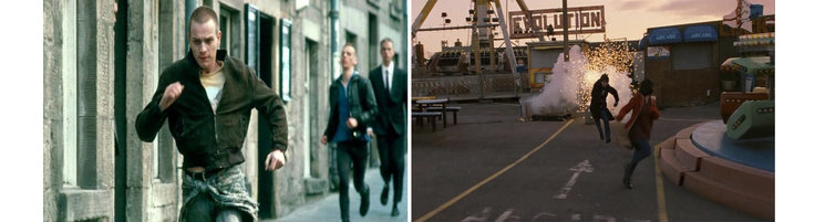 Trainspotting, Submarine