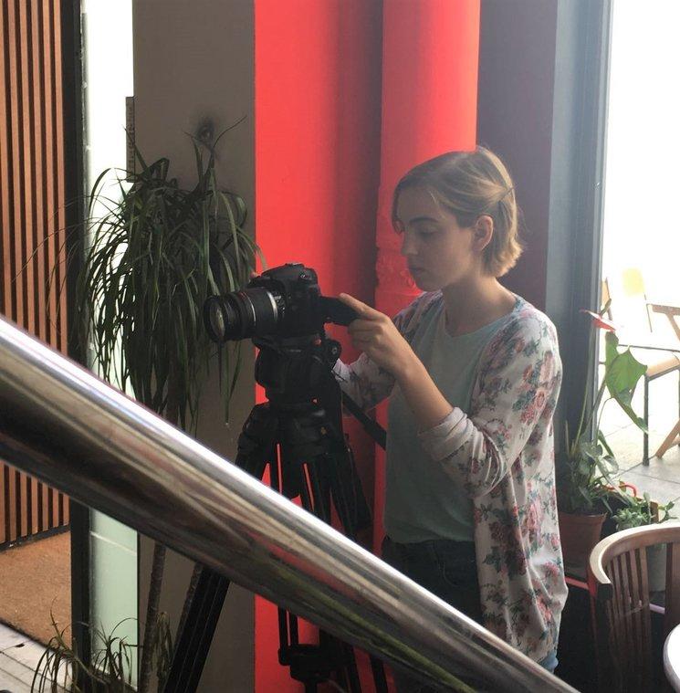 Directora de Arte. Leticia