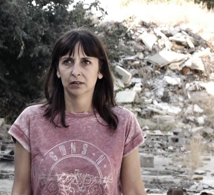 Victoria Arcos, interpreta a Lucia.